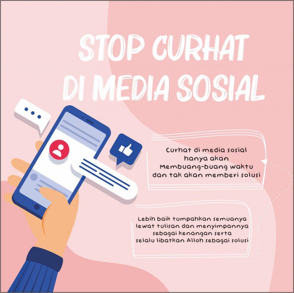 Stop Curhat Di Media Sosial Infiniteens Id