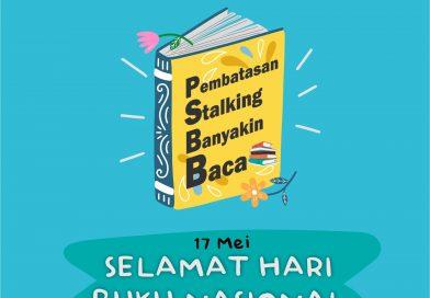 PSBB: Pembatasan Stalking Banyakin Baca