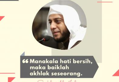 Musibah Berbuah Hikmah versi Syekh Ali Jaber