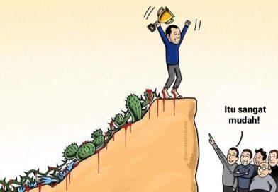 Perjuangan menuju kesuksesan