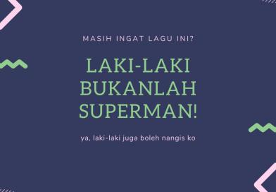 Laki-laki bukanlah superman