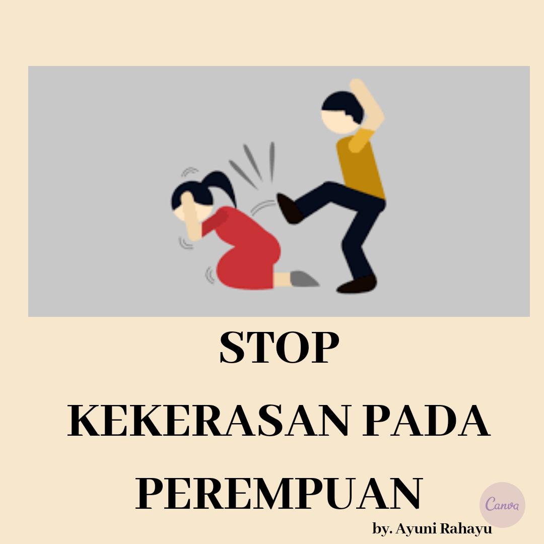 Stop Kekerasan pada Perempuan