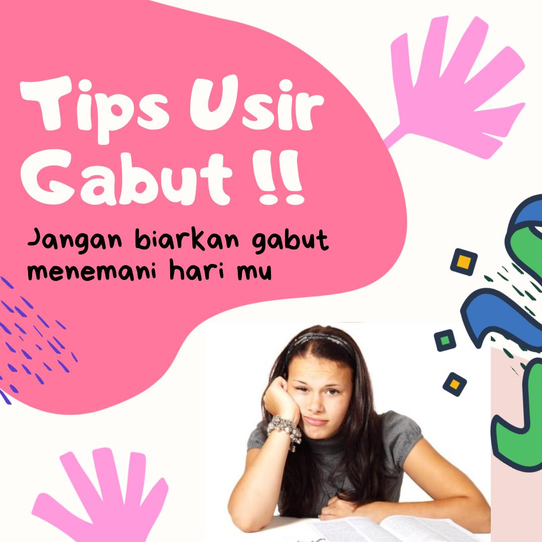 Tips Usir Gabut!!!