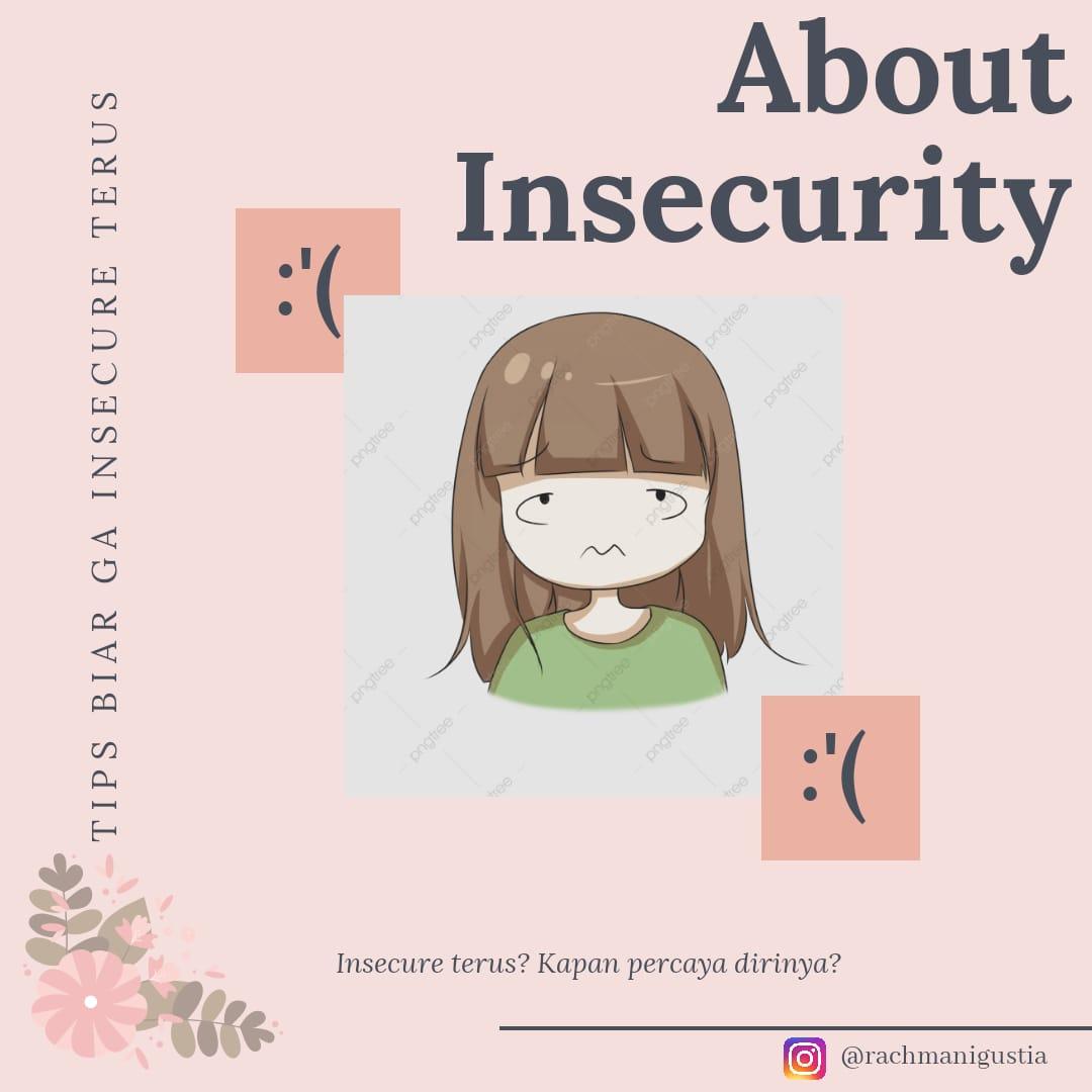 Stop Insecure, Yuk Bersyucure!