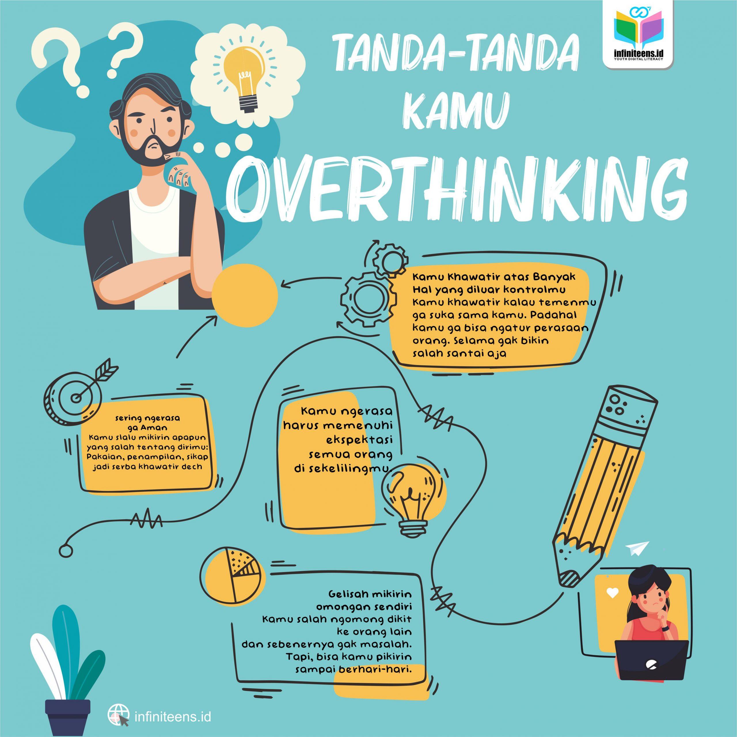 Kamu Overthinking