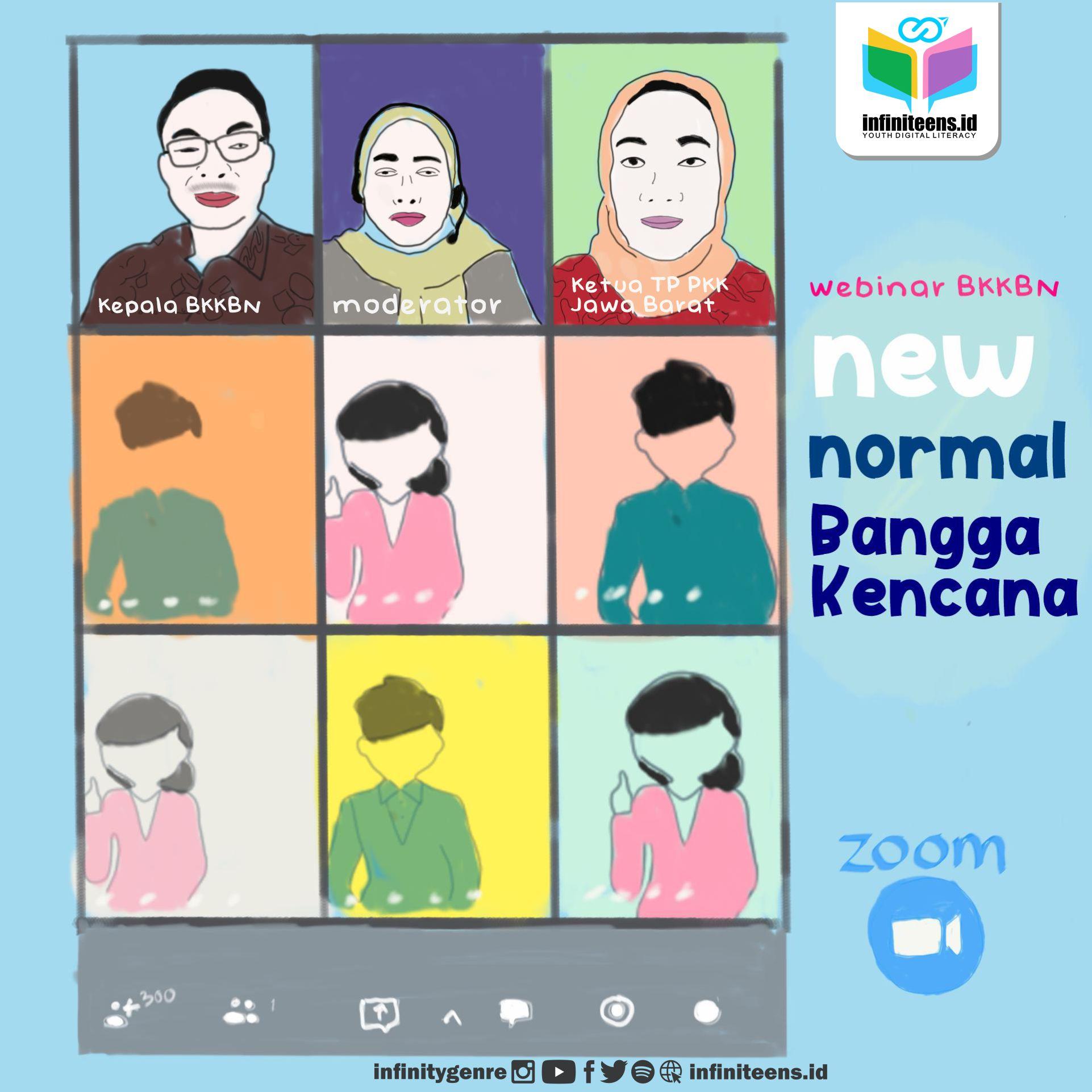 Webinar BKKBN Series: Masuki New Normal, BKKBN Keluarkan Tiga Kebijakan Baru