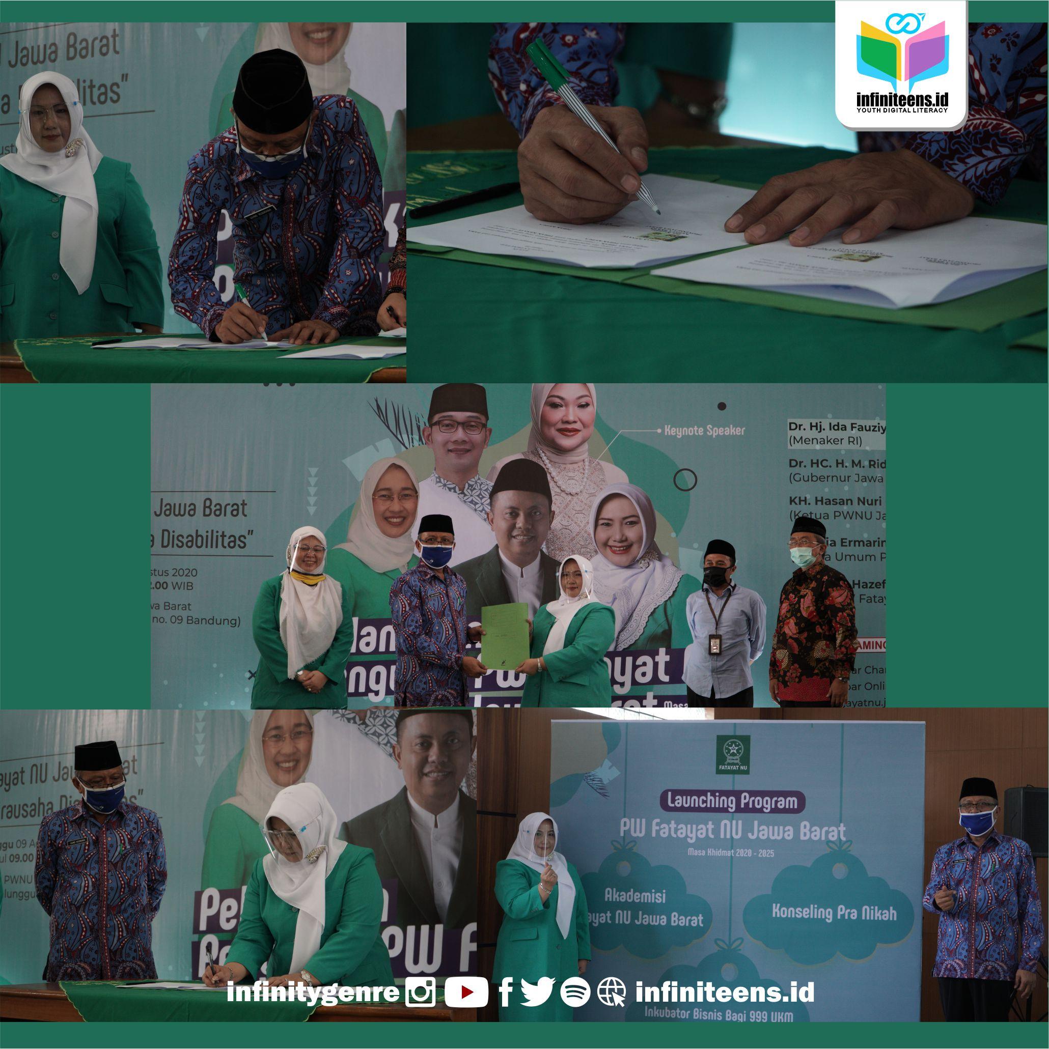 BKKBN Jabar kembangkan Sekolah Pra nikah Bersama Fatayat NU Jabar