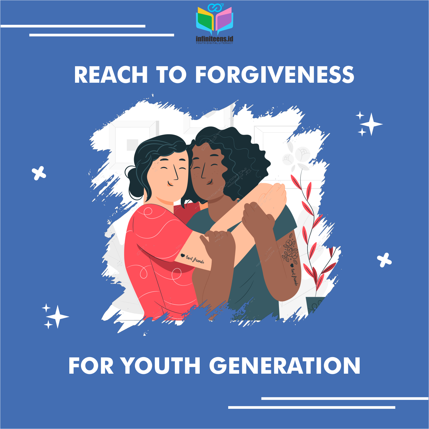 REACH TO FORGIVENESS FOR YOUTH GENERATION